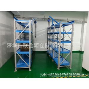 供应3格4层带天车模具架报价、标准模具架多少钱