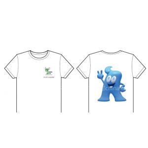 供应服装印花广告工作服T恤个性数码印花加工
