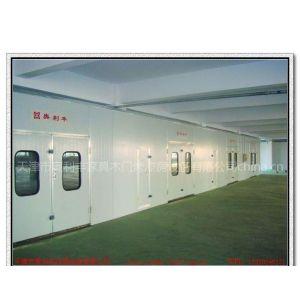 供应天津市套装实木门喷漆房家具喷烤漆房。