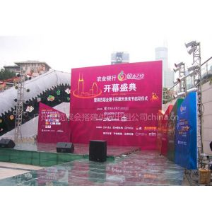 供应广州市背景舞台制作出租