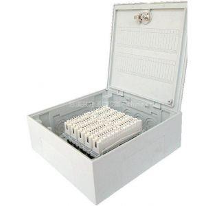 供应科隆室外电话分线盒,ABS10对20对30对50对100对电话分线盒,TCC科技分线盒