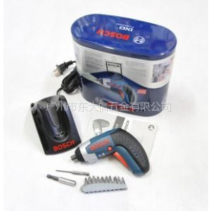 供应BOSCH锂电池螺丝刀起子机 博世锂电池充电螺丝刀起子机 IXO3