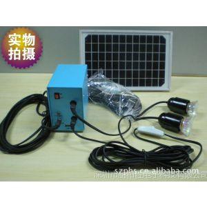 供应绿色能源 小型家庭太阳能照明系统 家用太阳能发电系统  ps-043