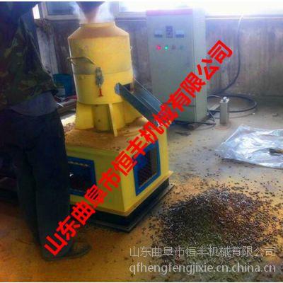 纯木屑颗粒压块机,多功能燃料颗粒机,恒丰牌秸秆压块机热销