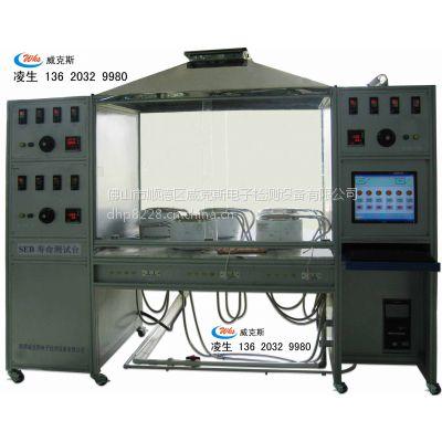 供应炸煲机(电炸锅)寿命测试台:WKS-B68