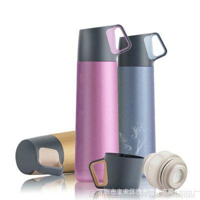 创意爵士真空男女士304不锈钢保温杯户外运动手提直身杯旅行水杯