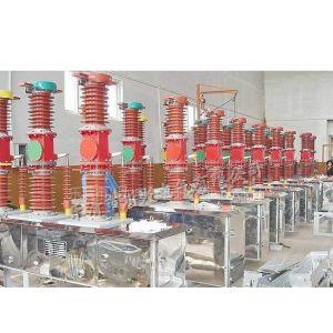 供应35KV高压真空断路器,ZW7-40.5户外高压真空断路器,35KV断路器