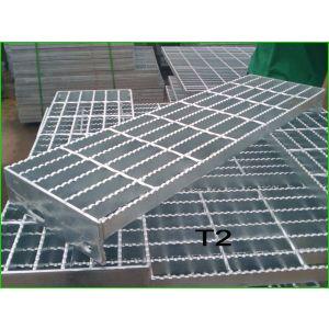 中山踏步板鲁新通过钢格板ISO9001厂家