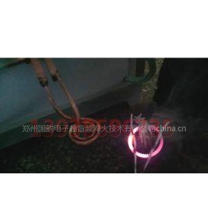 供应物优价廉的粉末冶金内齿圈端面淬火设备、内齿圈端面高频淬火