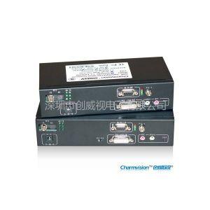 供应创威视EVO-5VAS VGA串口视频光端机,RS232光端机,VGA光端机带232,串口光端机