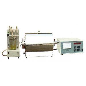 供应WDL-8C微机快速测硫仪发热量触摸屏测硫仪智能定硫仪硅碳管