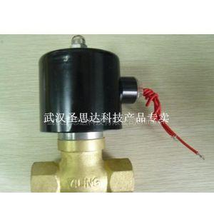 供应益灵蒸汽电磁阀,阀门,中央空调配件 黄铜材质