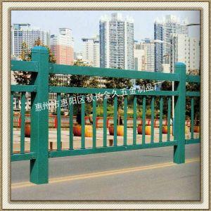 供应【厂家定制】 锌钢道路护栏 热镀锌护栏 锌钢交通围栏