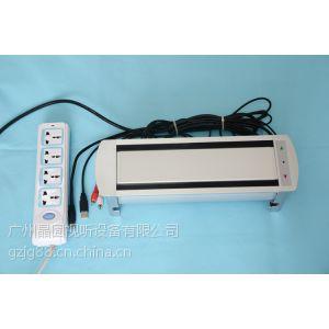 供应视频会议桌面插座/电动翻转插座/多功能翻转插座