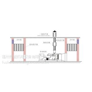 供应机房噪声处理工程|福州发电机|---福州伟能机电设备有限公司