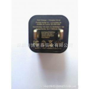 供应足安1A,USB手机充电器批发,苹果三星电源适配器,迷你充电器。