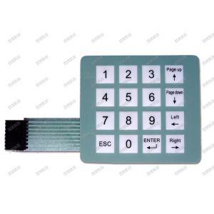 同美科技供应高端密码器 电子锁薄膜开关,薄膜按键,薄膜键盘,可防水防尘