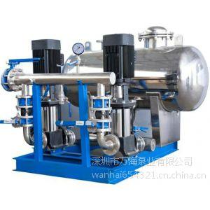 供应万海提供无负压变频恒压供水设备