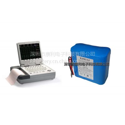 心电图机锂电池/医疗仪器锂电池/康利锂电池