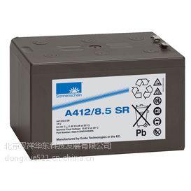 德国阳光蓄电池批发.A412/5.5SR.报价参数图片.北京市工厂直销