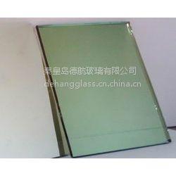 自然绿绿镀膜玻璃