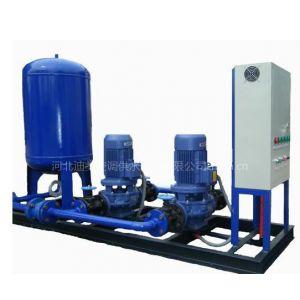 供应河北石家庄供水设备无负压变频供水设备定压补水设备