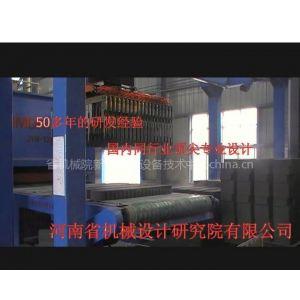 供应全国液压砖机采用从下往上加压式粉煤灰制砖机设备
