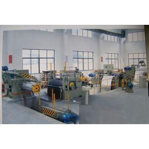 供应硅钢片纵剪机GJ-1250、硅钢片纵剪线济南泰顺数控设备公司