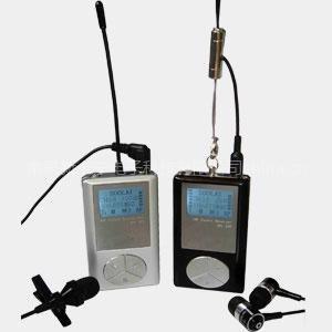 供应32频道无线导游系统