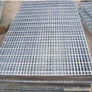 供应供应各种规格的平台钢格板
