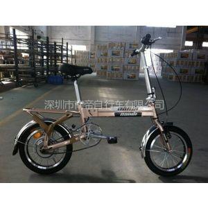 供应袭击电动车、自行车市场的新一代折叠电动自行车