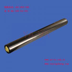 供应【厂家热销】优质塑料输送滚筒 黄盖式单O槽滚筒