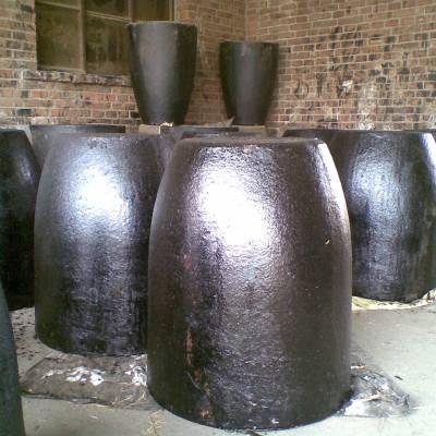 供应高质量熔铝、熔铜石墨坩埚