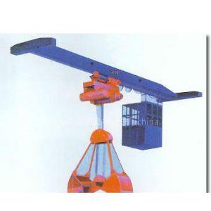供应3~5吨单梁抓斗起重机