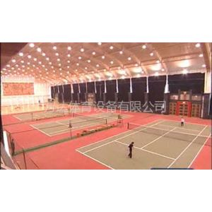 供应硬地、弹性丙烯酸球场pvc运动地板PU地板硬地丙烯酸篮球/排球/羽毛球运动地板