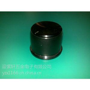 供应喷砂旋钮 亚光 电陶炉旋钮  条纹铝合金旋钮  可按客户尺寸定做