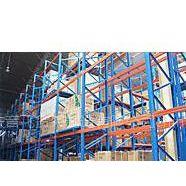 供应重庆固联重型仓储式高位货架6米