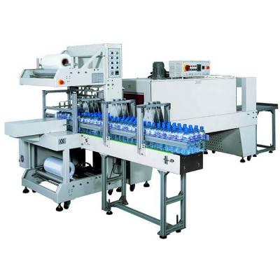 供应半自动袖口式包装机 pe热收缩包装机