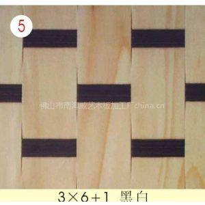 供应木皮编织板 威艺木板加工厂