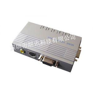 供应【LX-VIDEO】AV转VGA视频转换器|BNC转VGA