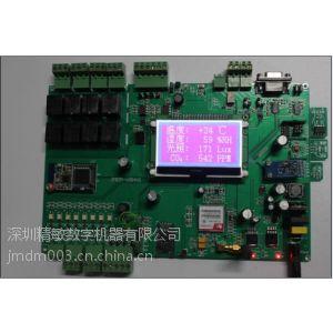 供应广东深圳JMDM智能温室监控系统农业蔬菜大棚控制系统功能强大稳定可靠