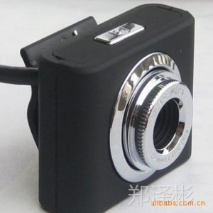 供应小方块 笔记本夹子摄像头 电脑摄像头 内置麦克风 带拍照按键