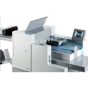 供应欧宝TOUCHLINE CF375压线折页机
