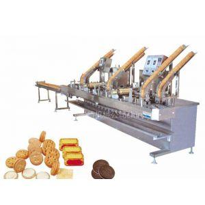 供应NT-V4型(3+2)双排双层及双色多口味型夹心机