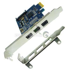 供应PCI-e采集卡图片 1394B高清DV视频采集卡 火线800 PCI-E转1394B采集卡
