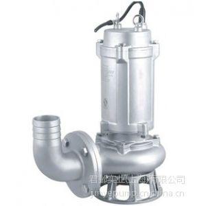 QDX/QX不锈钢水泵,QDX10-16-0.75S,君邺排污泵