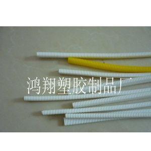 供应方形线槽波纹管,方口径电线护套波纹管,扁形电线管