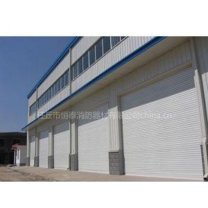 河北恒泰供应厂家生产钢质复合型防火卷帘门
