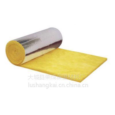 玻璃棉保温毡、玻璃棉卷毡厂家报价