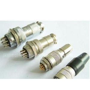 供应HRS 连接器 工业相机电源 HR10A-10P-12S 广赖连接器